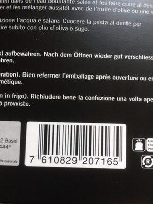 Tagliolini Al limone - Product - de