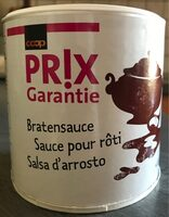 Sauce pour rôti - Prodotto - fr