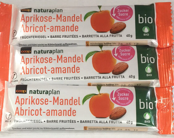 Abricot-amande - Product