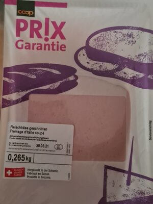 Fromage d'italie - Prodotto - fr