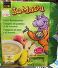 Compote de pommes et bananes - Produit