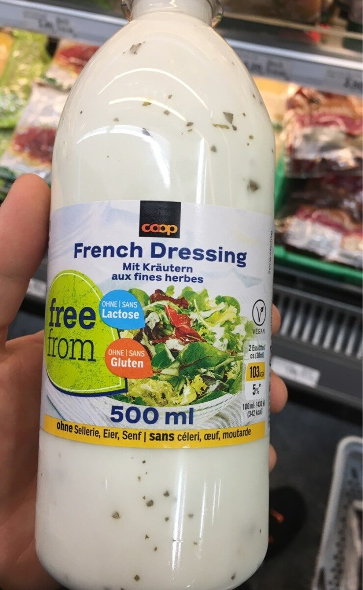 Freefrom French Dressing - Prodotto - fr