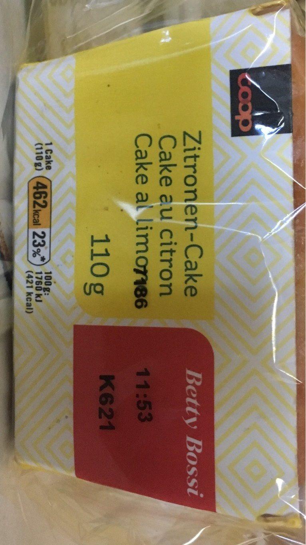 Zitronen Cake - Product