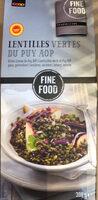Lentilles Vertes du Puy AOP - Prodotto - fr