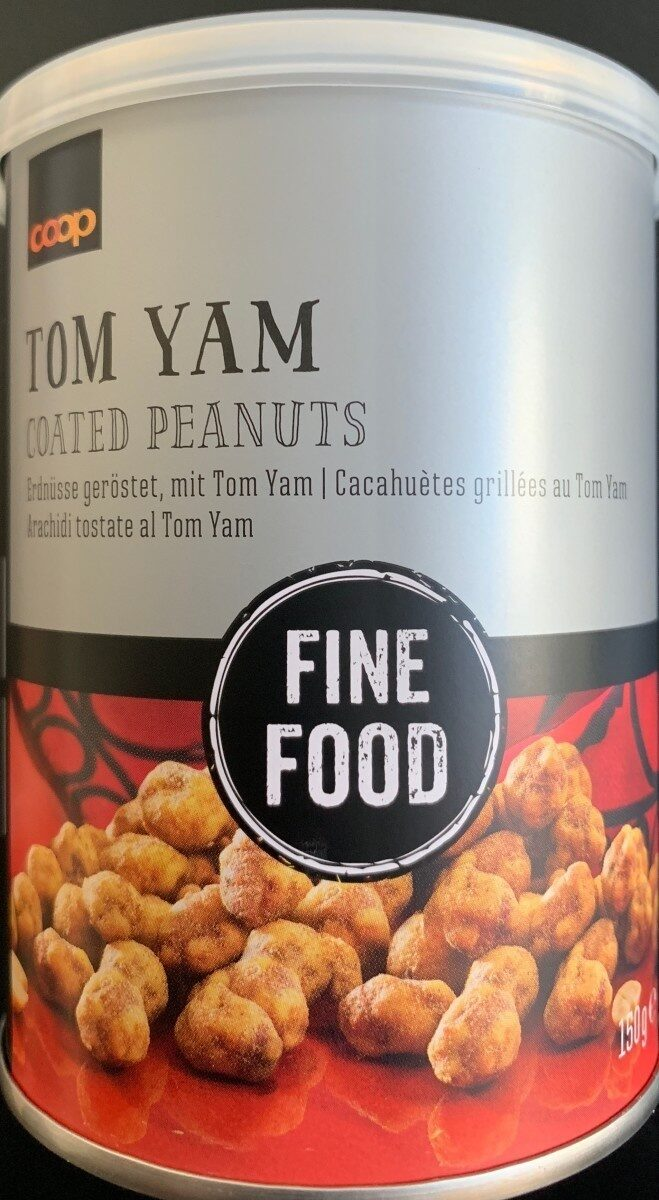 Tom Yam Coated Peanuts - Prodotto - fr