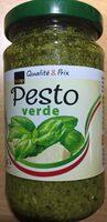 Sauce pesto verde - Product