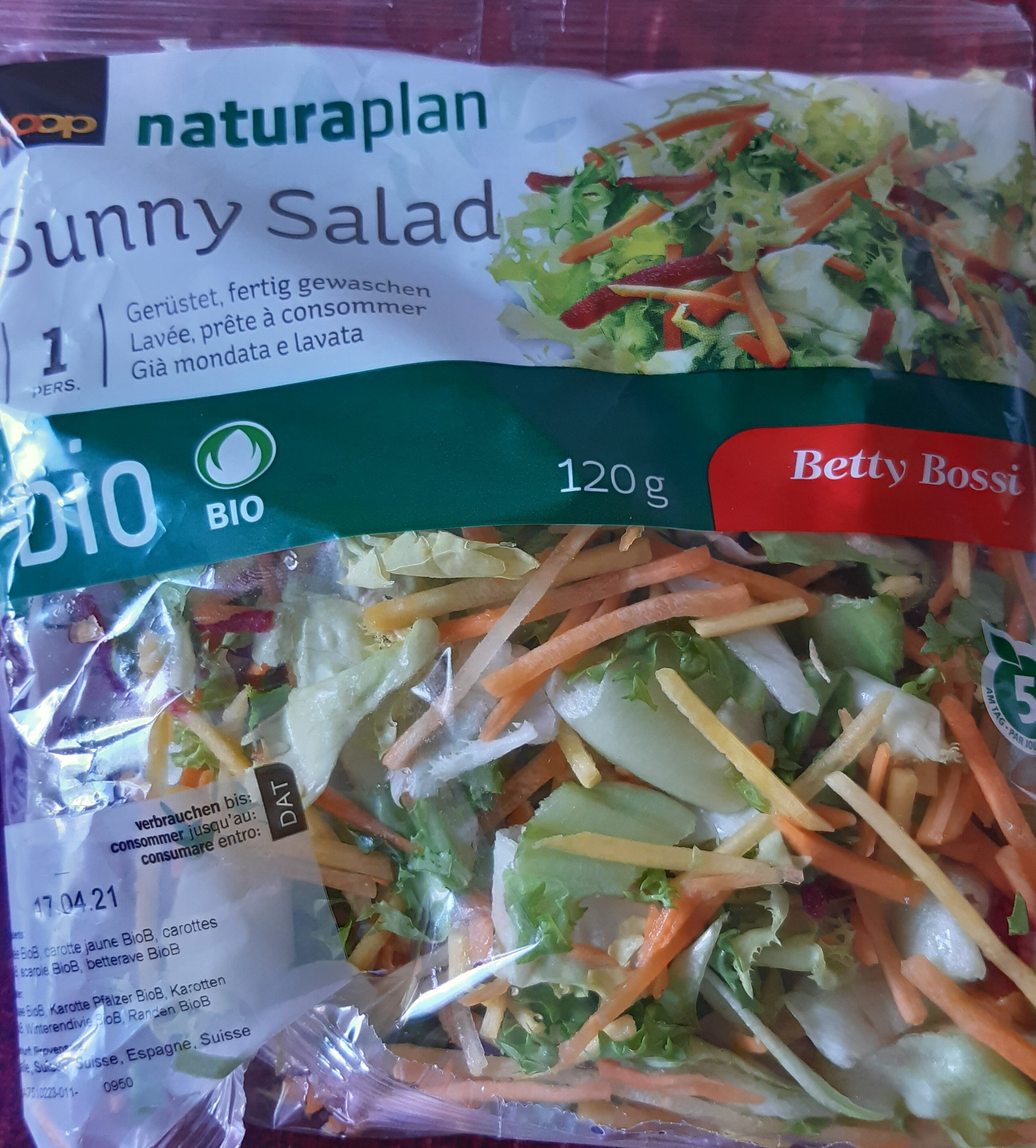 Sunny Salad - Product - fr