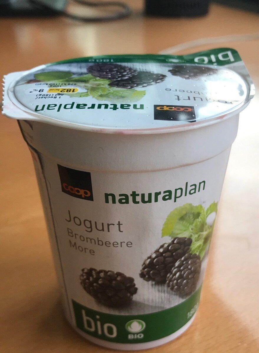 Yaourt mûre bio - Prodotto - fr