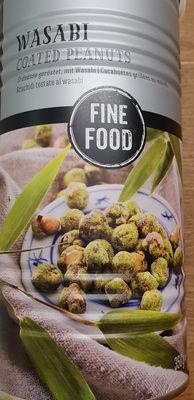 Erdnüsse Geröstet, Mit Wasabi - Product - fr