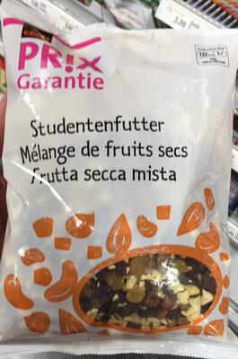 Mélange de fruits secs - Produit - fr