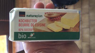 Bio Beurre de Cuisine - Produit - fr