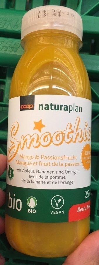 Smoothie Mangue et Fruit de la passion - Product - fr