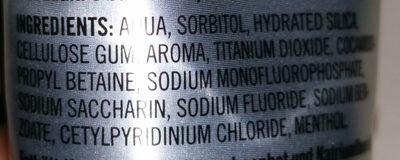 Dentamed Allround Complete - Ingredients