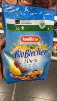 Bio Bircher Müesli - Prodotto - fr