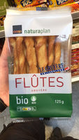 Flûtes au Gruyère - Product