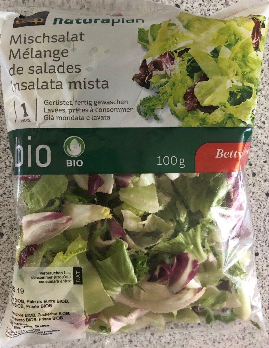 Mélange de salades - Product - fr