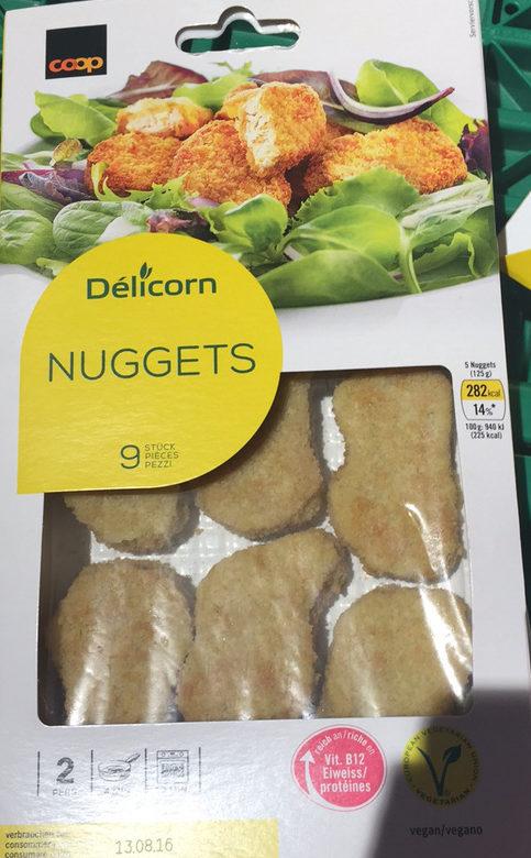 Délicorn NUGGETS - Product - fr