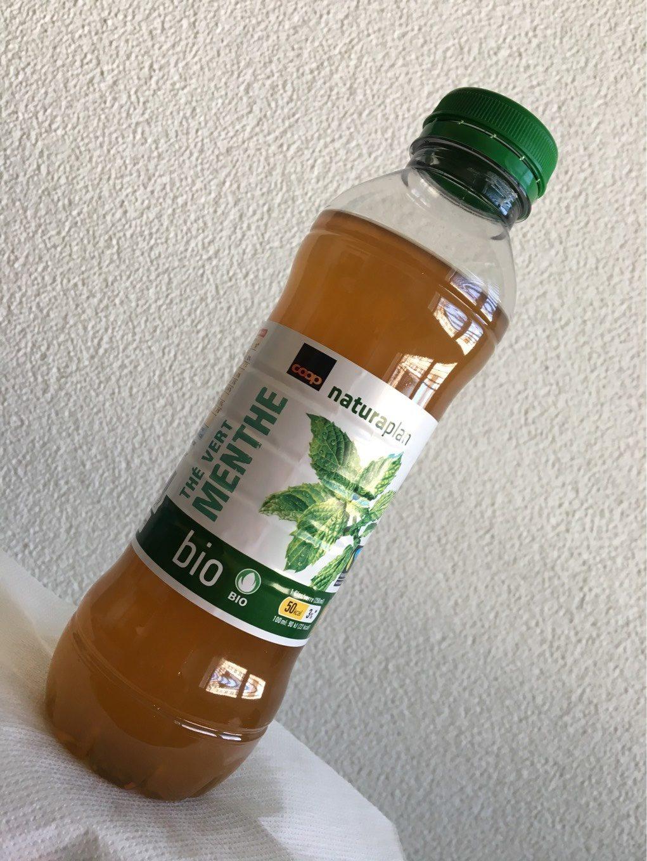 Thé vert menthe - Product
