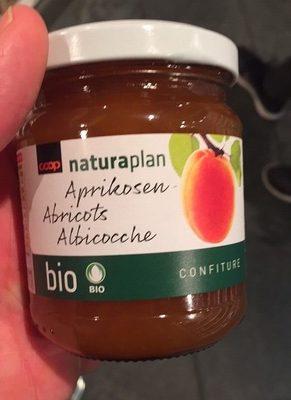 Confiture d'Abricot Bio - Produto - fr