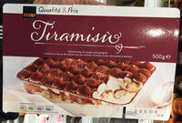 Tiramisù - Product