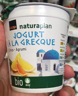 Jogurt à la Grecque - Product