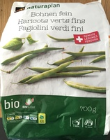 Haricots verts fins - Product - fr
