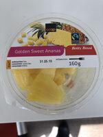 Golden Sweet Ananas 160g - Produit