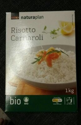 Risotto Carnaroli - Produit - fr