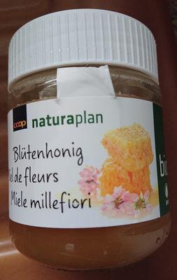 Natura plan blutenhonig - Product