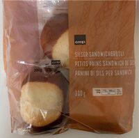 Silser Sandwichbrötli - Prodotto - fr
