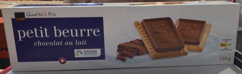 Petit Beurre Chocolat Au Lait - Product - fr