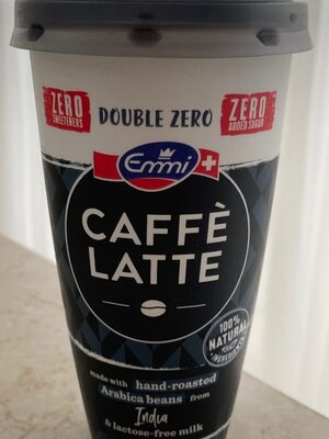 Cafe Latte Double Zero - Product