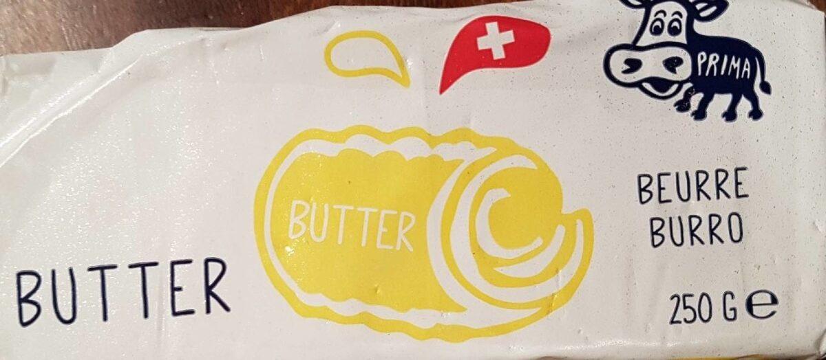Butter Beurre Burro - Produit - fr