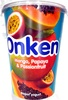 Onken Mango, Papaya & Passionfruit - Product