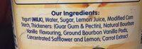 Biopot yogurt - Fat free vanilla - Ingrediënten