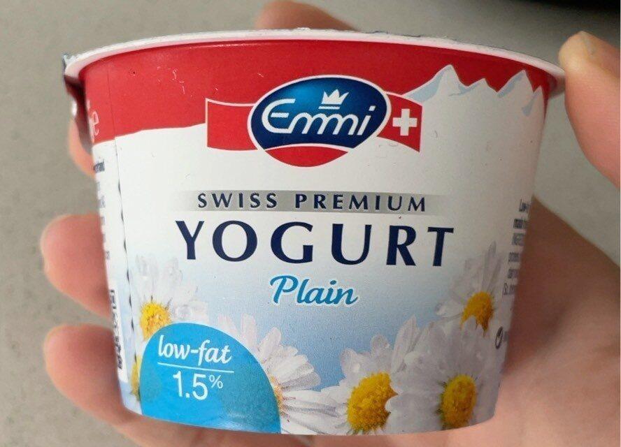 Yogurt plain - 产品 - fr