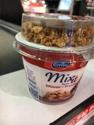 Yaourt mixit - Produit - fr