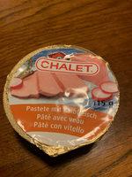 Pâté avec veau - Prodotto - fr