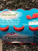 Emmi Benecol Erdbeer Jogurtdrink - Ingrediënten