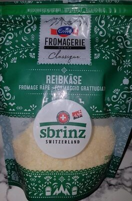 Fromage râpé - Product - fr