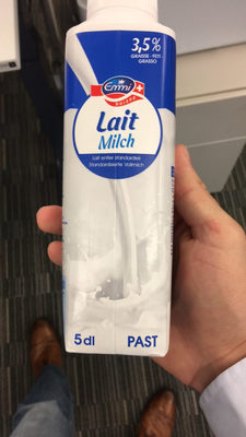 Lait : 3.5% Graisse - Product