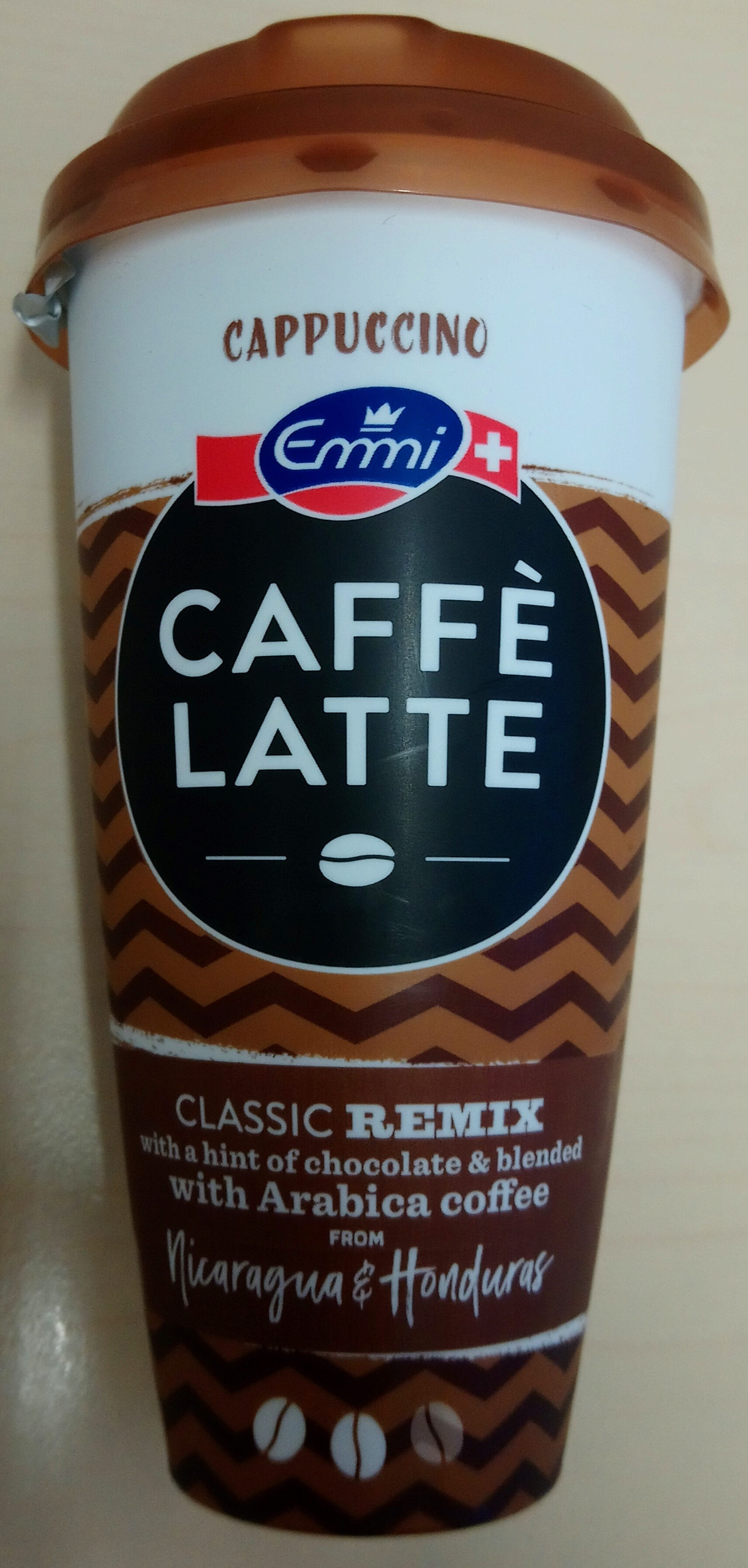 Caffè Latte Cappuccino - Produkt - de