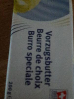 Beurre de choix - Product - fr