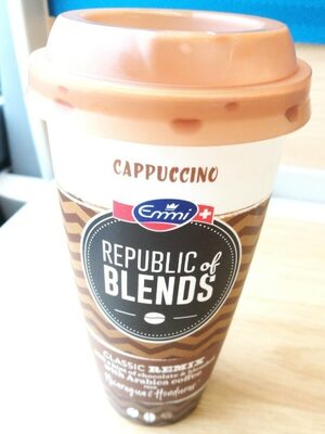 Cappuccino republic of blends - Product - fr