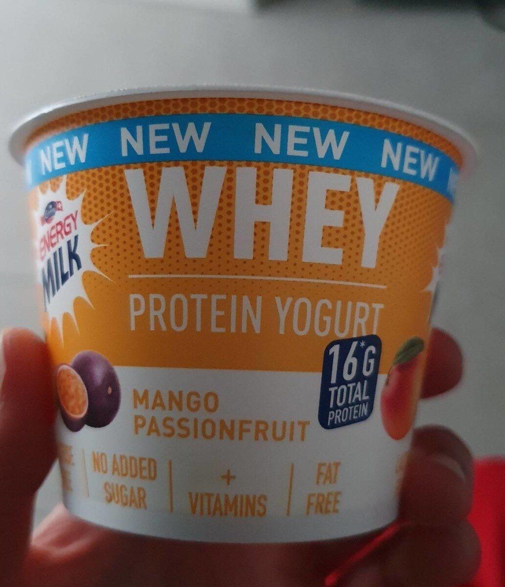 Whey Protein Yogurt Mango Passionfruit - Product - fr