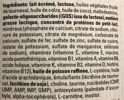 Super Premium 3 - Ingredienti - fr