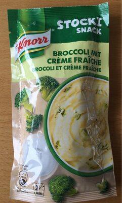 Stocki Express, Broccoli Und Creme Fraiche - Prodotto - fr