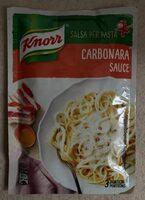 Sauce Carbonara - Product