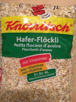 Knorritsch: Petits flocons d'avoine - Product - fr