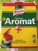 Aromat Nachfüllbeutel - Produit